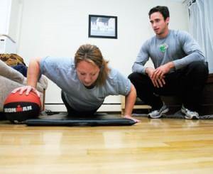 ejercicios ponerse en forma