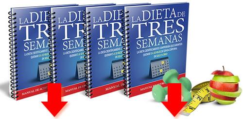dieta de 3 semanas pdf