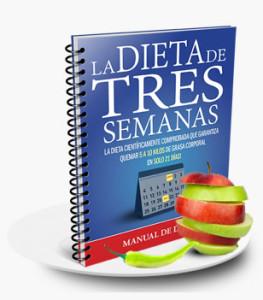 dieta de 3 semanas
