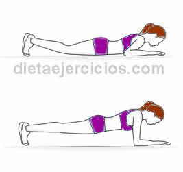 rutina de ejercicios abdominales la rampa