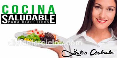 cocina saludable para diabeticos