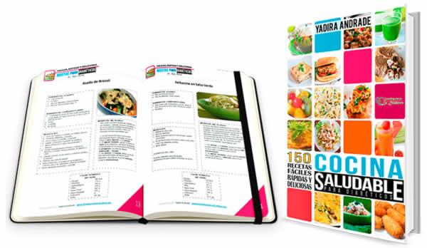 cocina saludable para diabeticos libro