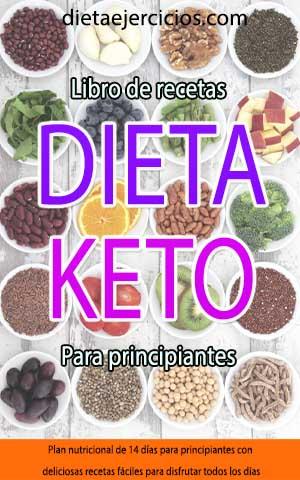 recetas dieta cetogenica gratis menu