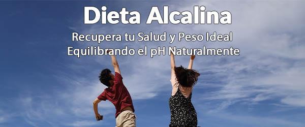 dieta alcalina desintoxicante