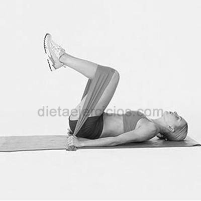 ejercicios abdominales con bandas de resistencia