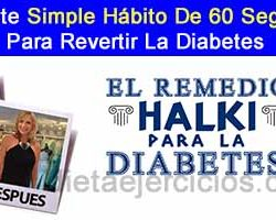 el remedio halki para la diabetes