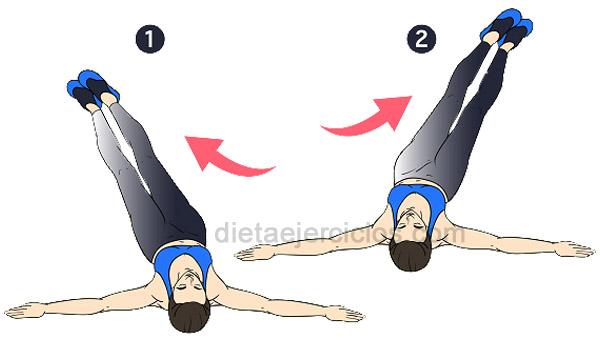 entrenamiento funcional para tonificar abdomen