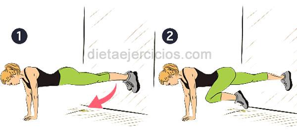entrenamientos para tonificar abdominales