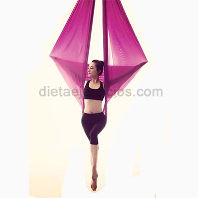 Wellsem Deluxe Yoga Swing