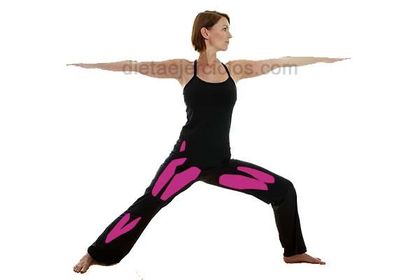 posiciones de yoga